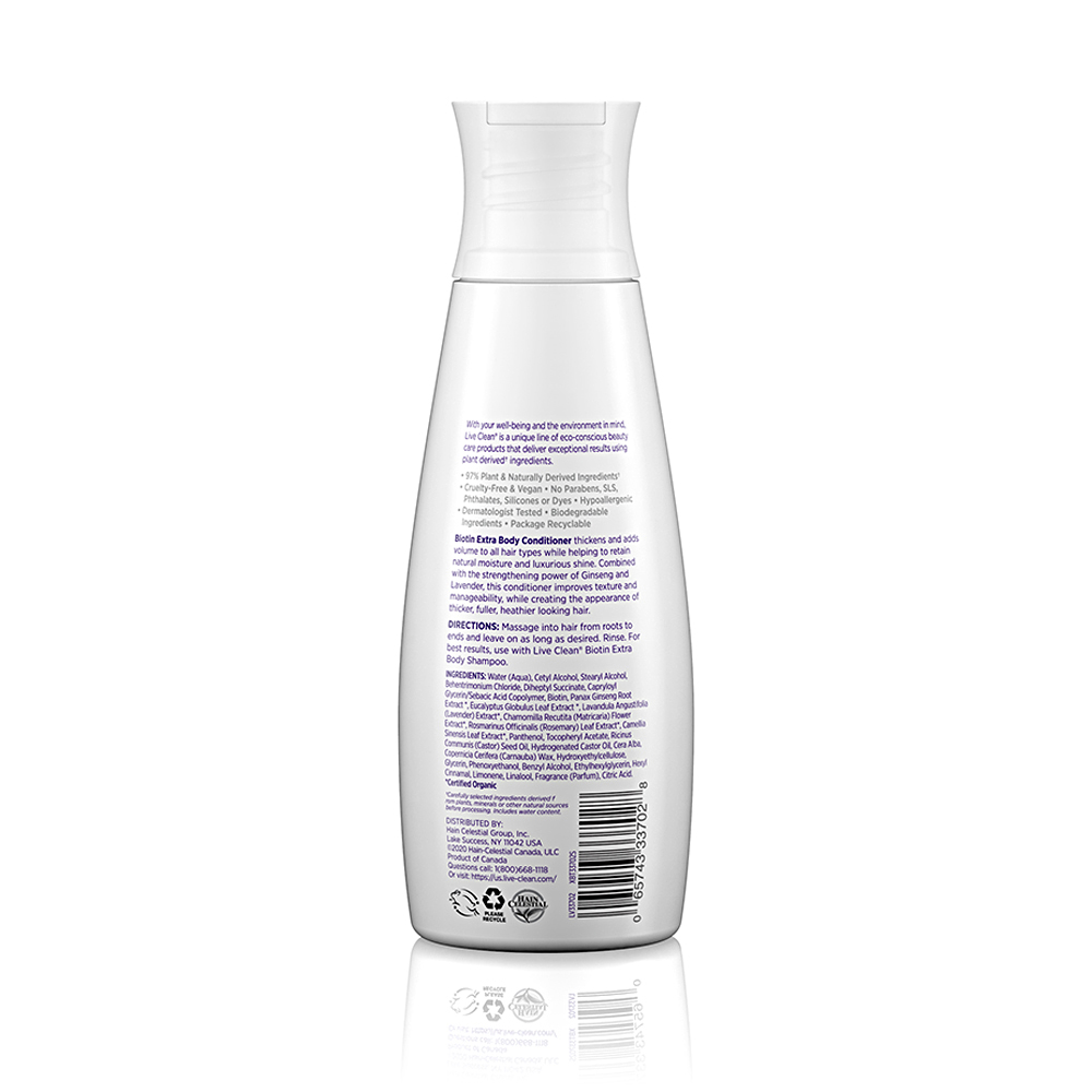 Biotin Extra Body Conditioner