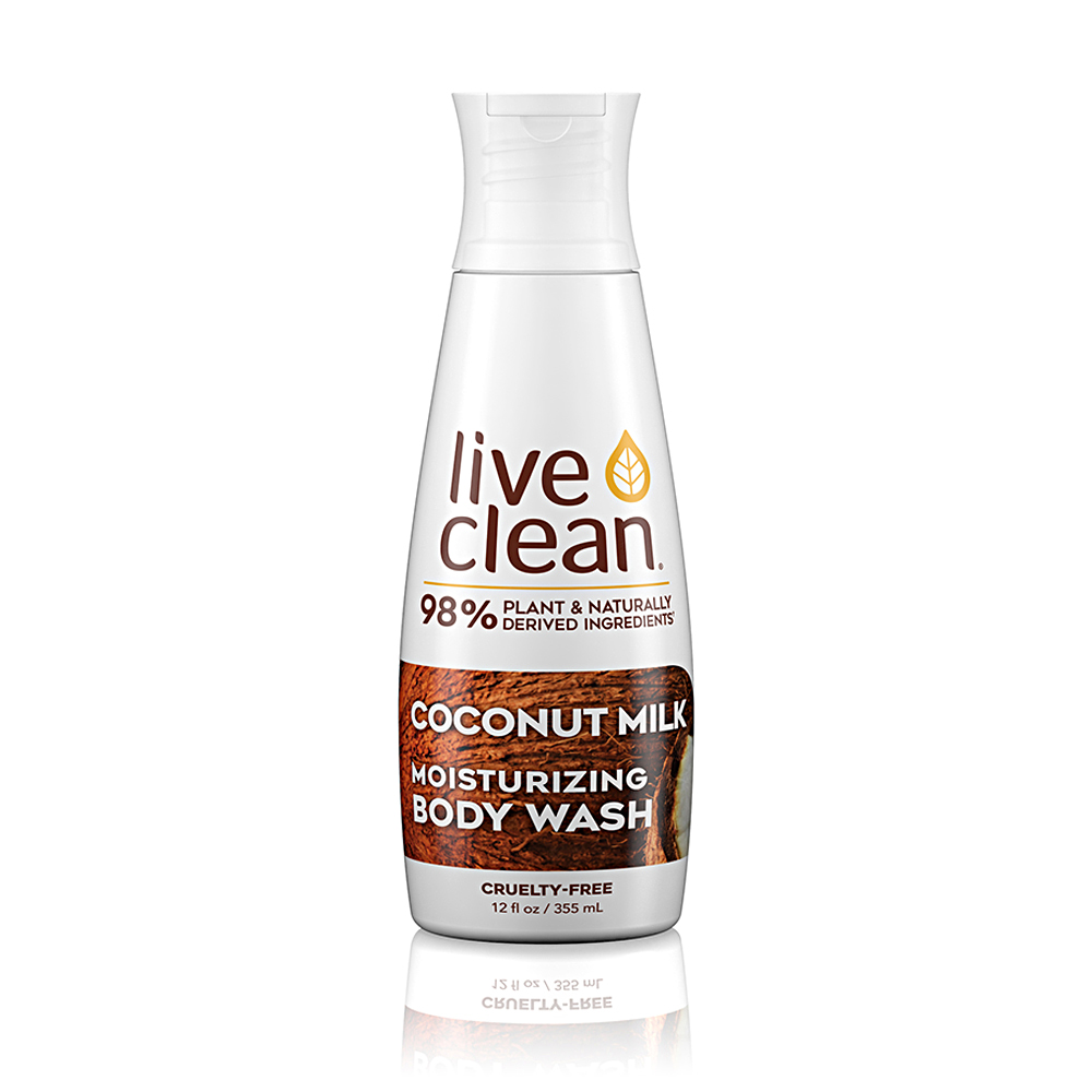 Coconut Milk Moisturizing Body Wash