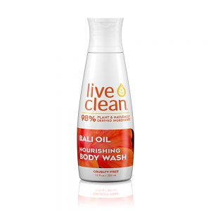 Bali Oil Body Wash