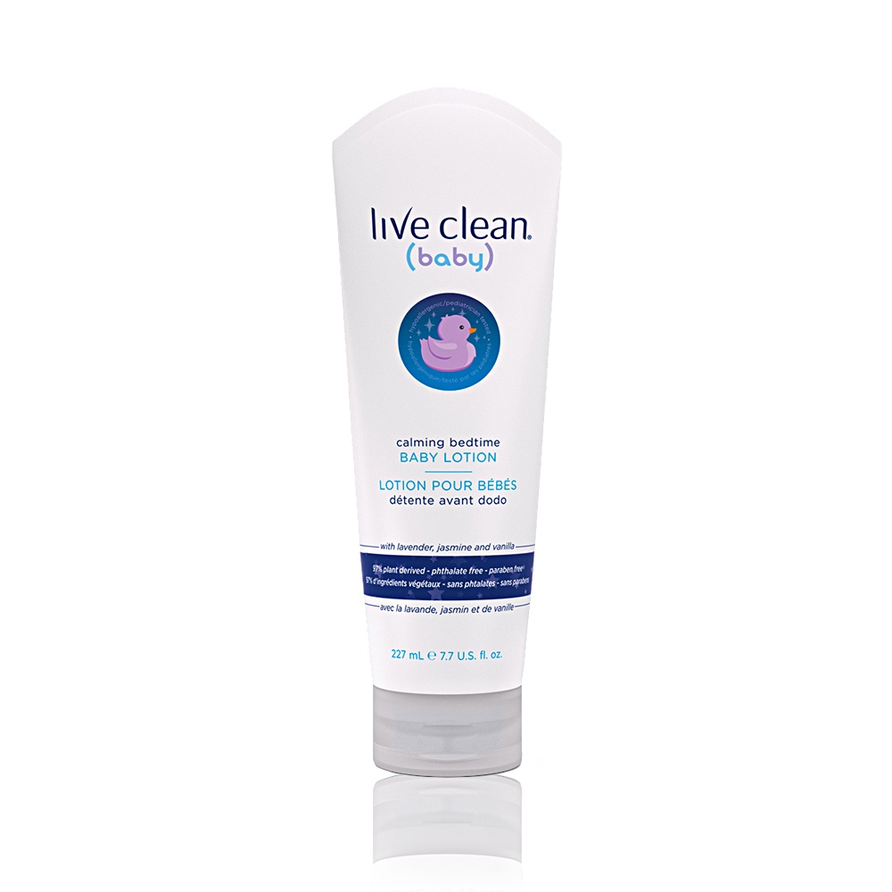 Calming Bedtime Baby Lotion