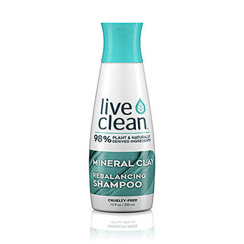 Live Clean Hair Shampoo